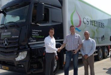 C.S. Weijers introduceert nieuwe huisstijl